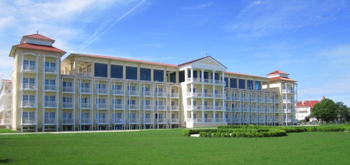 Kühlungsborn Strandhotel